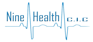 Nine Health CIC Logo